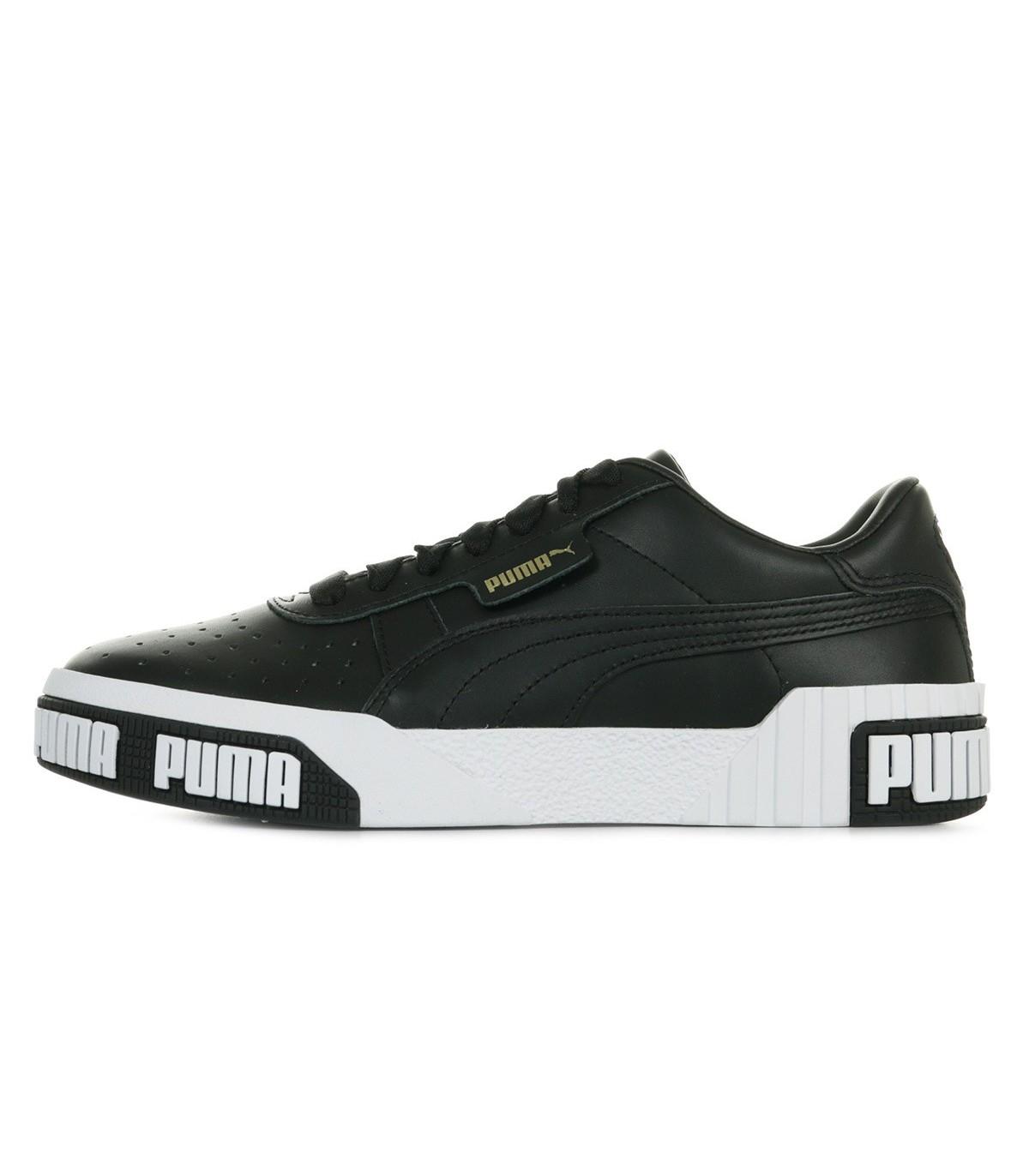 Zapatillas Puma Cali Bold – Negras